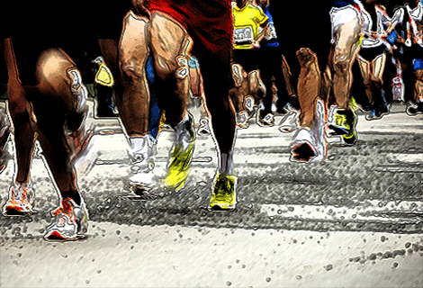 Date Change for Running Road Race