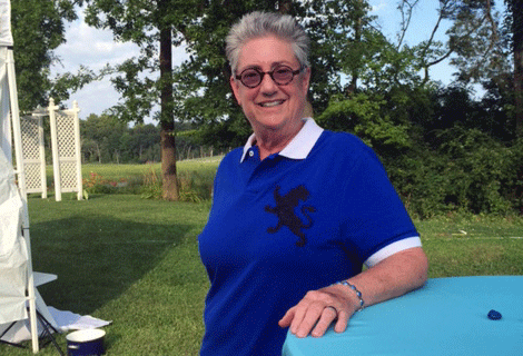 DSO Welcomes Susan Brooker – New Board Member