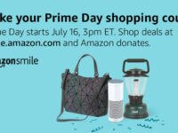 Support DSO on Amazon Prime Day!