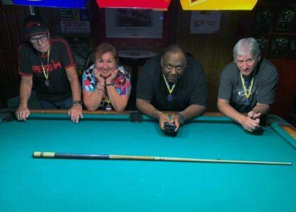 Delaware Senior Olympics Billiards Results 2020