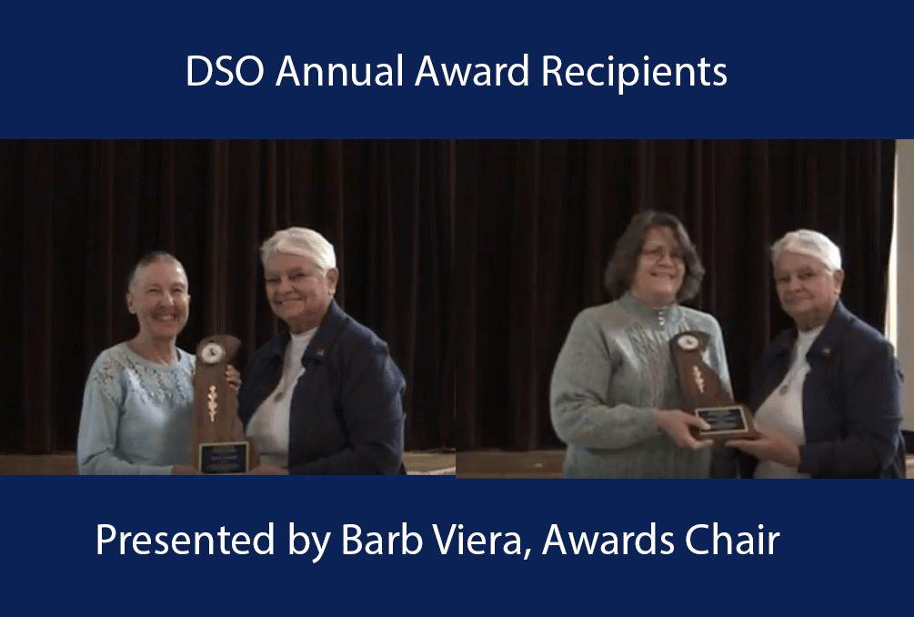 DSO Awards