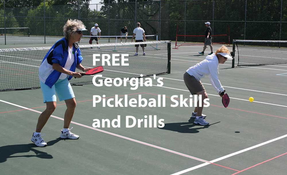 Pickleball Skills